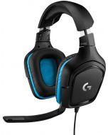Auscultadores Logitech G432 7.1 Gaming