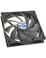 Ventoinha Arctic Cooling F14 PWM PST CO 140mm