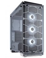Caixa ATX Corsair  Crystal 570X RGB Branco Vidro Temperado