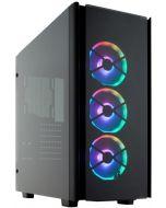 Caixa ATX Corsair Obsidian 500D SE RGB Preto Vidro Temperado