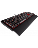 Teclado Corsair K68 LED Vermelho MX Red - Mecânico (PT)