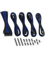 Kit de Expansão CableMod Classic ModMesh - 8+6 Series - Preto / Azul