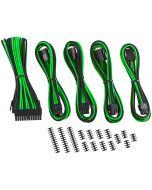 Kit de Expansão CableMod Classic ModMesh - 8+6 Series - Preto / Verde