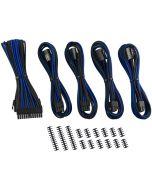 Kit de Expansão CableMod Classic ModMesh - 8+8 Series - Preto / Azul