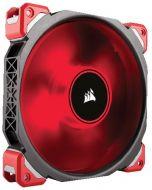 Ventoinha Corsair ML140 Pro LED Vermelho 140mm