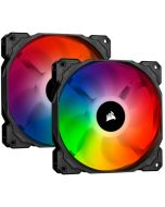 Ventoinha Corsair iCUE SP140 RGB Pro Performance (Pack 2)