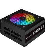 Fonte Corsair CX-650F RGB Preto