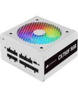 Fonte Corsair CX-750F RGB Branco