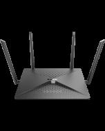 Router D-Link DIR-882 EXO Neutro Gaming AC2600 MU-MIMO USB