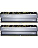 G.Skill Kit 16GB (2 X 8GB) DDR4 3600MHz Sniper X Digital CL19