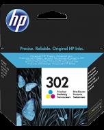 Tinteiro HP 302 Tricolor