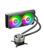 Cooler CPU a Água AIO Lian Li GALAHAD RGB Preto - 240mm