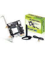 Placa de Rede Gigabyte WB1733D-I (WLAN + Bluetooth 5.0)