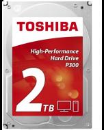 Disco Toshiba 2TB P300 7200rpm 64MB SATA III