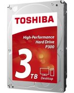 Disco Toshiba 3TB P300 7200rpm 64MB SATA III