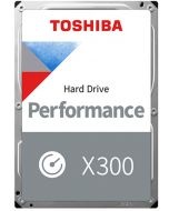 Disco Toshiba 8TB X300 7200rpm 128MB SATA III