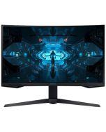 """Monitor Samsung 27"""" Odyssey G7 C27G7 Curvo 240Hz 1ms"""