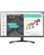 "Monitor LG 32"" 32QN600-B IPS QHD 75hz 5ms"