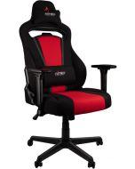 Cadeira Nitro Concepts E250 Gaming Preta / Vermelho