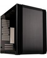 Caixa Mini-ITX Lian Li PC-Q39GWX Cube Vidro Temperado