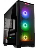 Caixa ATX Phanteks Eclipse P500A D-RGB Preta, Vidro Temperado