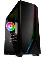 Caixa ATX Kolink Quantum RGB Vidro Temperado