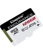 Cartão Kingston Endurance MicroSDHC UHS-I A1 C10 128GB