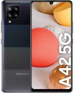 "Smartphone Samsung Galaxy A42 5G 6.6"" (4 / 128GB) Preto"