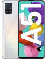 """Smartphone Samsung Galaxy A51 6.5"""" (4 / 128GB) Dual SIM Branco"""