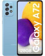 "Smartphone Samsung Galaxy A72 6.7"" (6 / 128GB) 90Hz Azul"