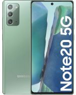 "Smartphone Samsung Galaxy Note 20 5G 6.7"" (8 / 256GB) Mystic Green"