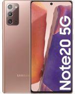 "Smartphone Samsung Galaxy Note 20 5G 6.7"" (8 / 256GB) Mystic Bronze"