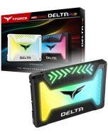 Disco SSD Team Group T-Force Delta RGB 250GB SATA III