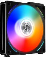 Ventoinha Lian Li UNI AL120 RGB PWM Preto 120mm