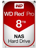 Disco Western Digital Red Pro 8TB 7200rpm 256MB SATA III