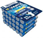 Pilhas Varta High Energy Longlife Power AAA (24un)