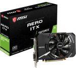 Gráfica MSI GeForce® GTX 1660 SUPER AERO ITX 6G