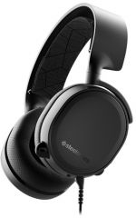Auscultadores SteelSeries Arctis 3 2019 Edition 7.1 Surround Preto