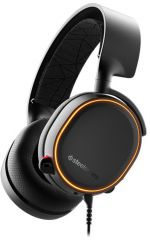 Auscultadores SteelSeries Arctis 5 2019 Edition RGB 7.1 Surround Preto
