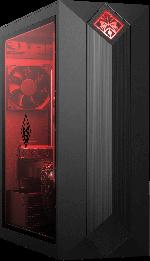 Computador OMEN Obelisk 875-0057np i5 GTX 1050 TI 8GB 256GB W10