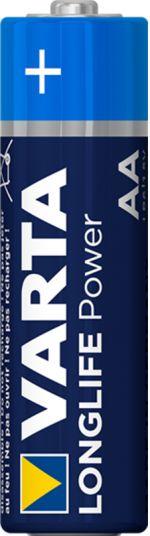 Pilhas Varta High Energy Longlife Power AA (24un)