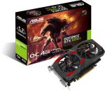Gráfica Asus GeForce® GTX 1050 TI CERBERUS OC 4GB GD5