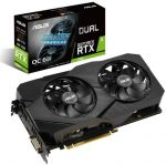 Gráfica Asus GeForce® RTX 2060 Dual Evo OC 6GB GD6