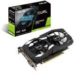 Gráfica Asus GeForce® GTX 1650 Dual OC 4GB