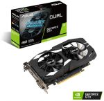 Gráfica Asus GeForce® GTX 1650 Dual 4GB