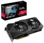 Gráfica Asus Radeon RX 5700 Dual EVO OC 8GB