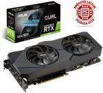Gráfica Asus GeForce® RTX 2070 SUPER Dual EVO Advanced 8GB GD6