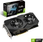 Gráfica Asus GeForce® GTX 1660 SUPER Dual EVO OC 6GB