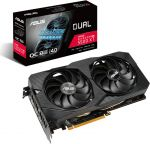 Gráfica Asus Radeon RX 5500 XT Dual Evo OC 8GB