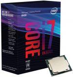 Processador Intel Core i7 8700K 6-Core (3.7GHz-4.7GHz) 12MB Skt1151